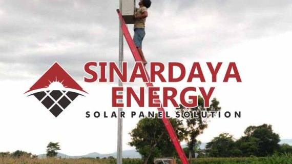 PAKET SOLAR PANEL | PJU TENAGA SURYA 30W