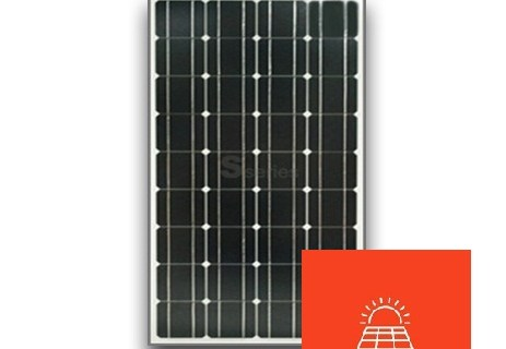 Solar Panel Mono S series SP-100-M36 100watt/12volt