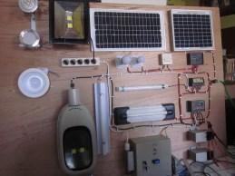 Lampu PJU Solarcell termurah