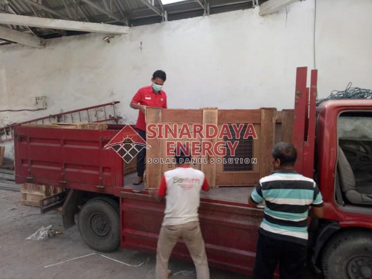 Distributor Lampu Jalan PJU Mamuju Sulawesi
