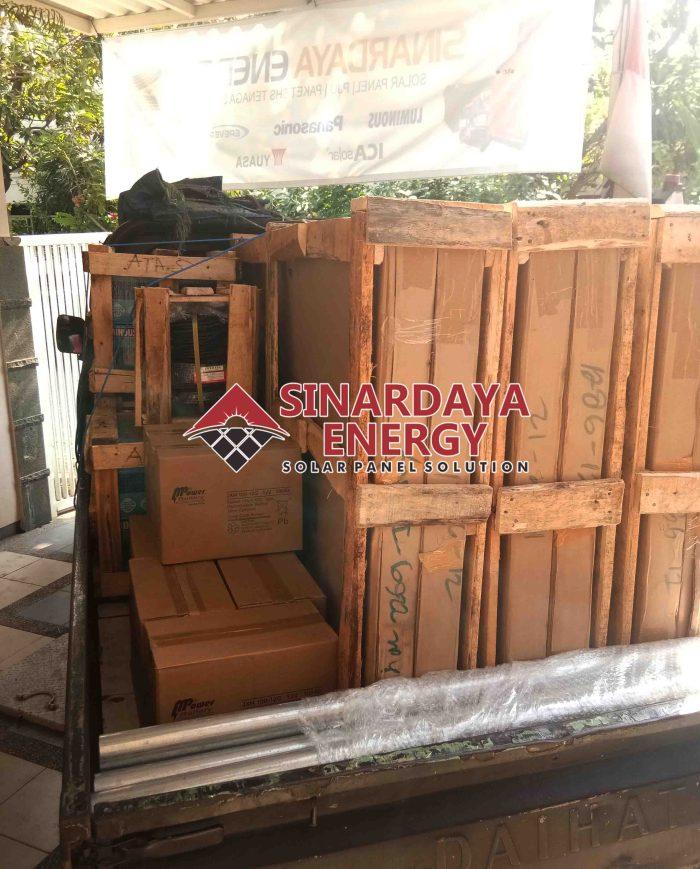 Distributor Paket Lampu Tenaga Surya Mataram Nusa Tenggara Barat NTB