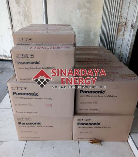 Harga Lampu Jalan PJU Nusa Tenggara