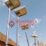 Distributor Lampu Jalan Umum PJU Tenaga Surya Solar Cell Jayapura dan Papua Satuan dan Proyek