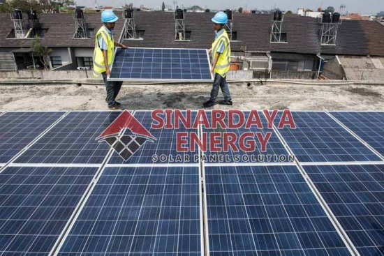 Harga Penerangan Jalan Umum PJU Tenaga Surya Solar Cell Waingapu Sumba