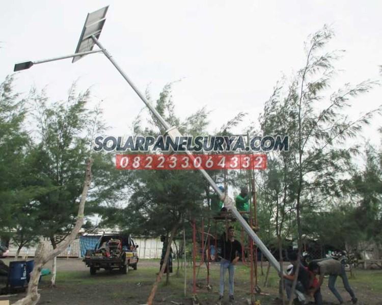 daftar harga pju solarcell 2019