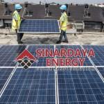Jual Solarcell Lampu Tenaga Surya Denpasar Bali   Distributor PJU Solar Panel Bergaransi Termurah