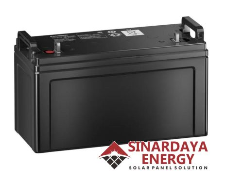 Distributor baterai aki panasonic 12v 100ah VRLA LC-XB12100P