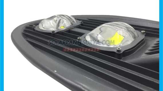 Lampu Jalan Led Cobra 100 Watt | Lampu PJU Led Cobra 100W