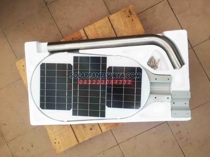 Jual PJU Solar Cell 50 Watt All In One Fatro