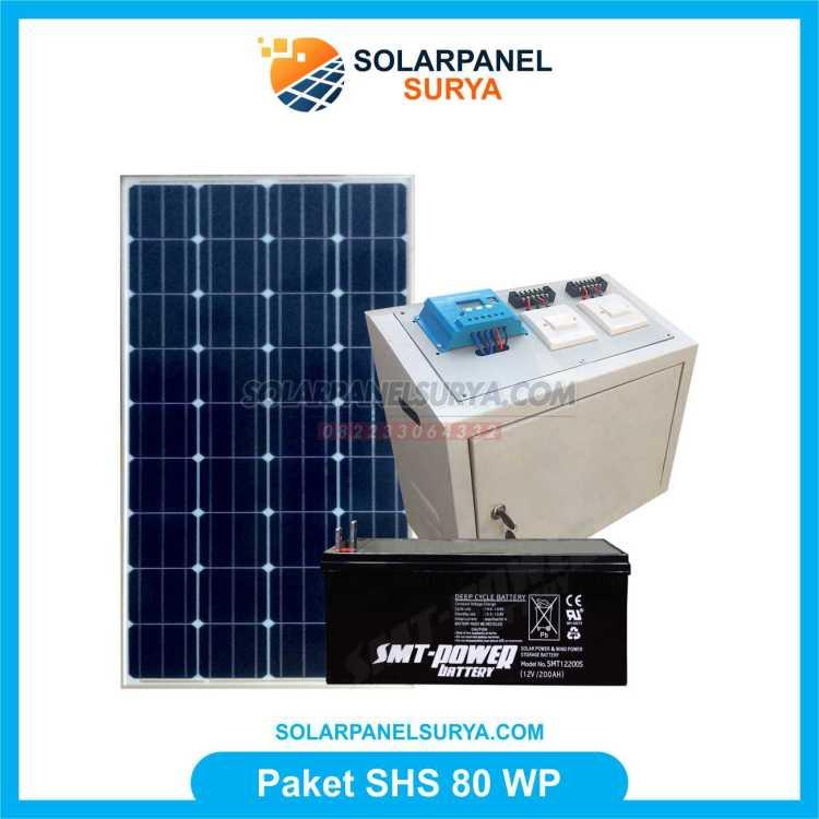 Paket SHS 80 WP