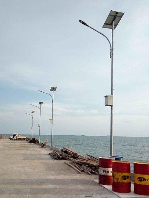 Lampu PJU Tenaga Surya