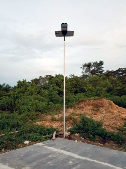 lampu pju two in one