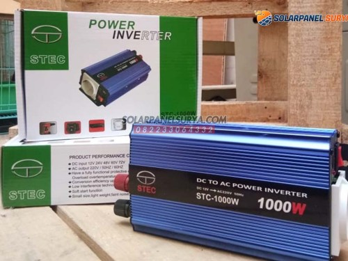 Jual Power Inverter 1000 watt modified sine wave