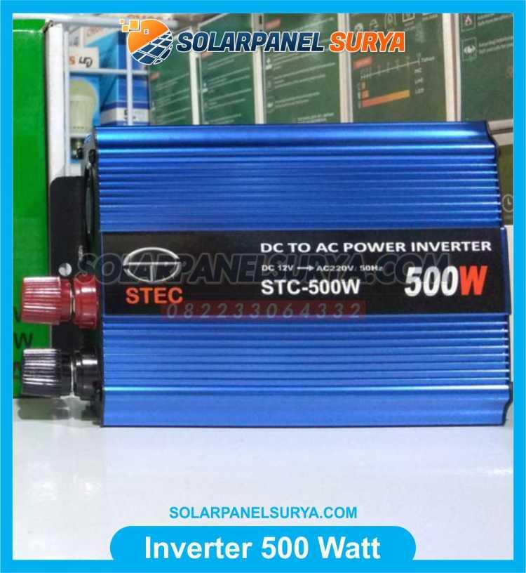 harga inverter 500w stec