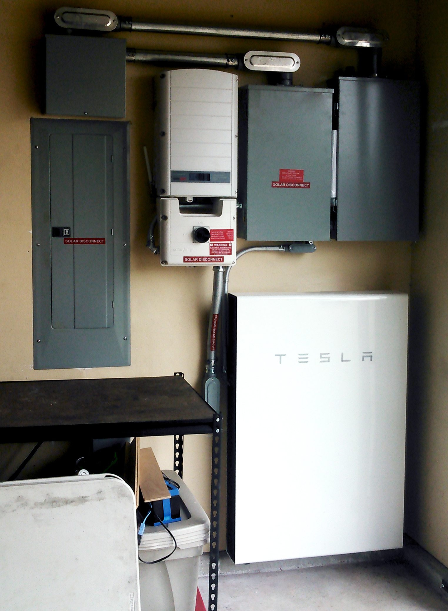 Project Install Gallery Of Residential And Commercial Solar Projectslarponics