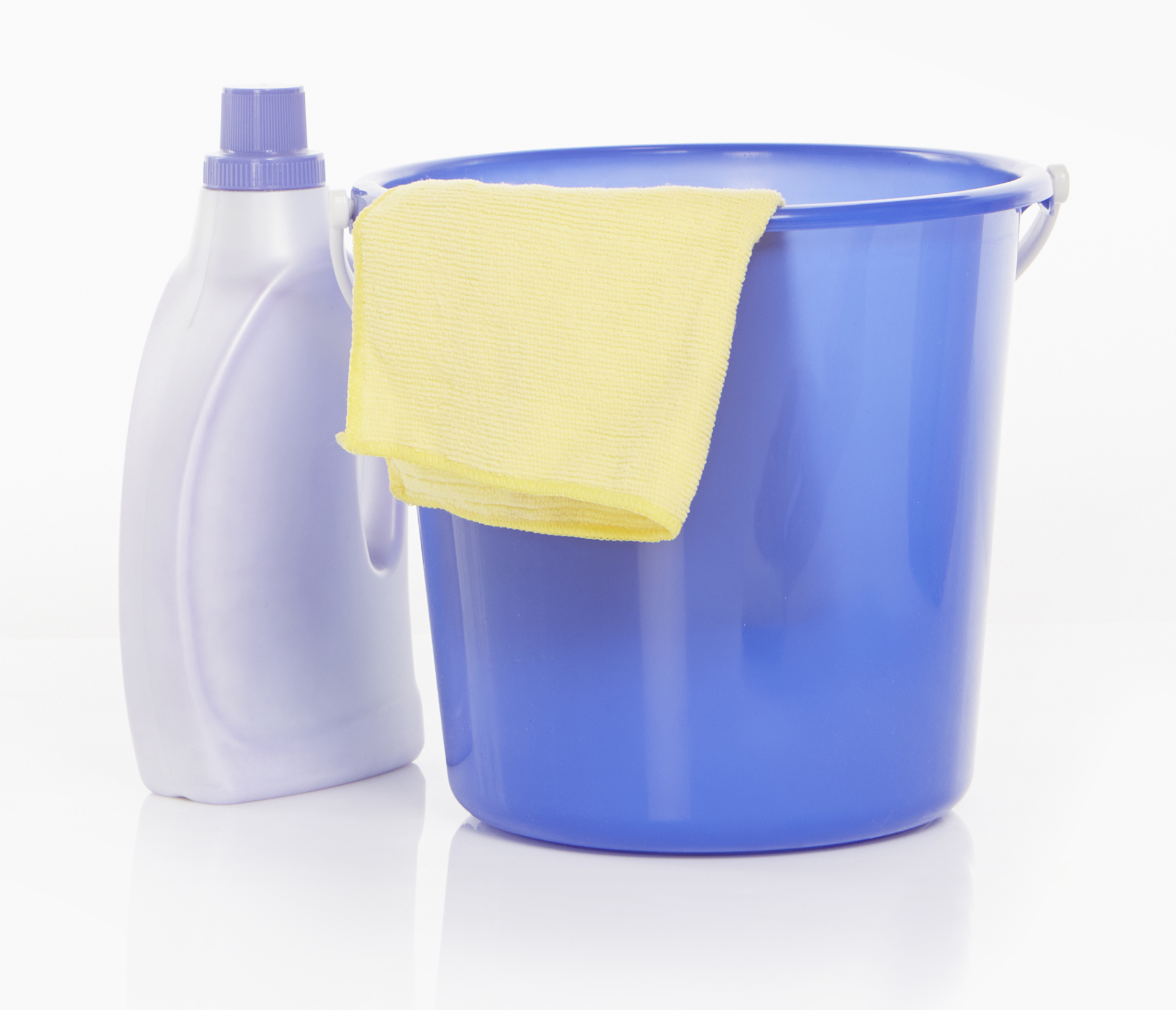 Bucket For Cleaning Solar Panels