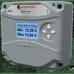 ProStar MPPT controller 25A 12/24V with meter