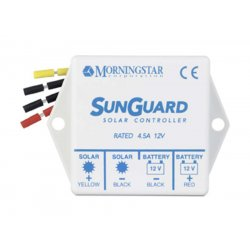 SunGuard Regulator 12V 4.5A