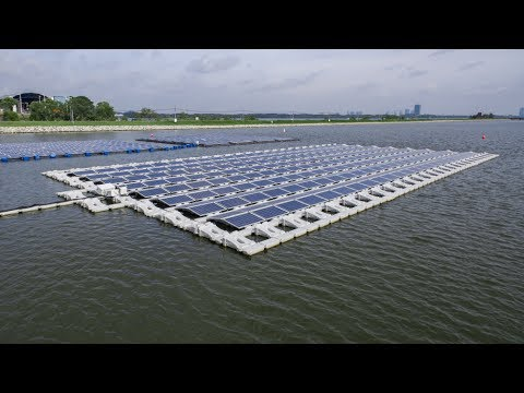 Introducing floating solar PV technology in Bangladesh