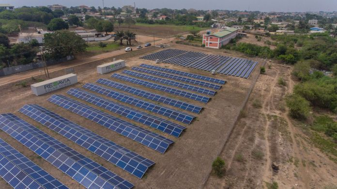 REDAVIA's Free Solar Leases for Businesses Are a Big Hit in Ghana and Kenya