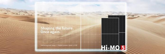 """LONGi Releases """"Technical Brief"""" for its New Hi-MO 5 Module for Ultra-large Power Plants"""