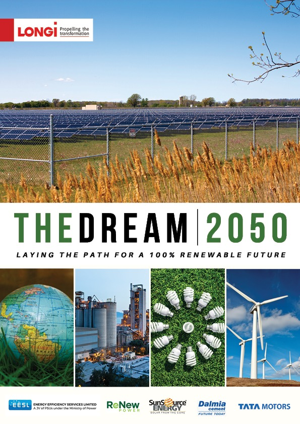 The Dream 2050: Laying The Path For A 100% Renewable Future