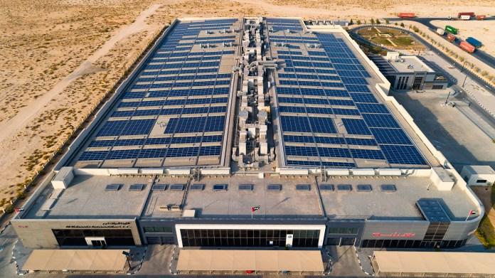 Yellow Door Energy Launches Massive Solar Carport And Rooftop Solar Plant For Al Nabooda Automobiles In Dubai