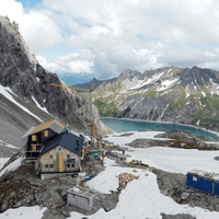 Aerocompact Sponsors Snow And Wind-Proof PV Mounting System For High Alpine Refuge