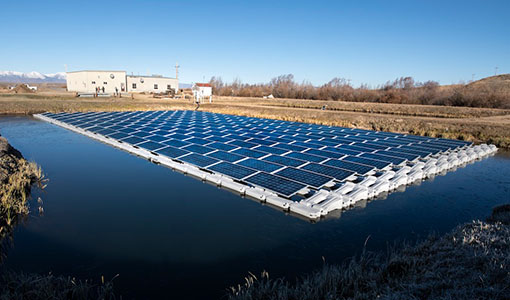 10 GW of Floating Solar by 2022: Current Status And Steps Needed To Achieve The Target