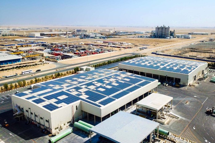 Yellow Door Energy Completes Massive Rooftop Solar Plant For Future Pipe Industries
