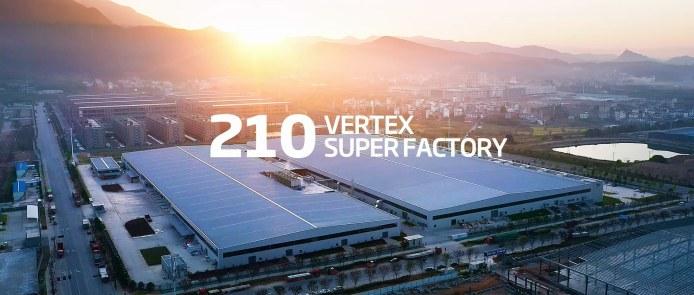 The Power inside Trina Solar Vertex Super Factory