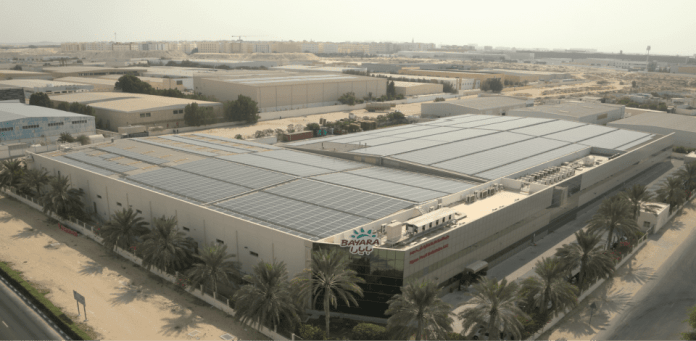 Bayara and Total Solar Distributed Generation Celebrate First Year of Solar Rooftop Installation