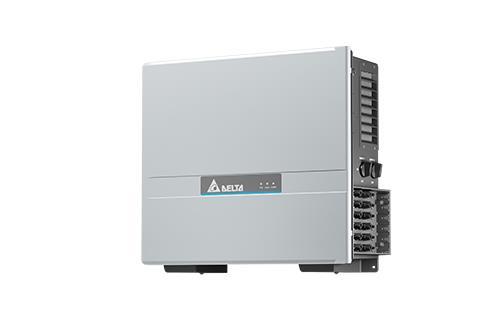 Delta's New Generation M50A Flex Three-Phase Solar Inverter Delivers More System Design Flexibility