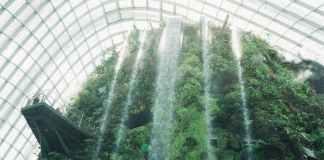 waterfalls indoor
