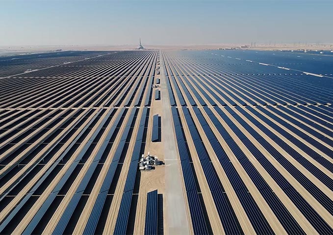 Dubai's Electricity Capacity Reaches 12,900 MW, Increasing Tenfold Compared to the 1990s