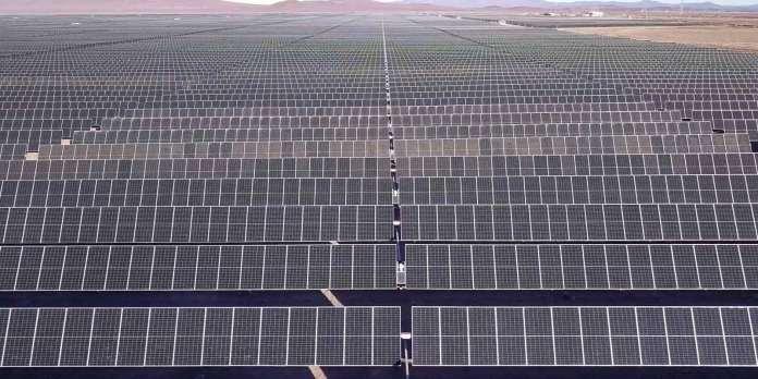 Malgarida Photovoltaic Complex by ACCIONA Energía in Chile