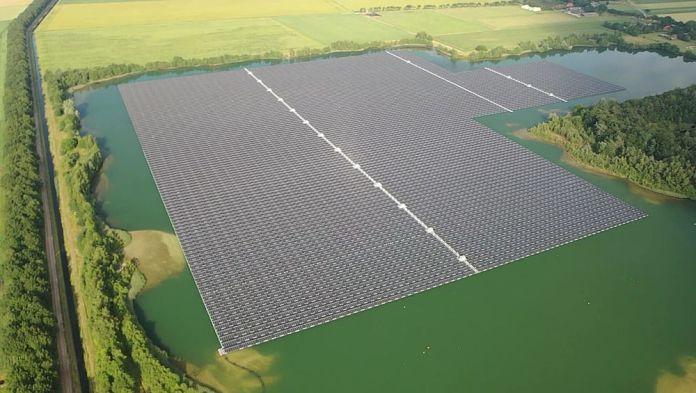 100% Solar Power launched by Rhythm in Texas
