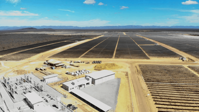 LONGi Supplied 477MW Of Hi-Mo Modules To The Largest Utility Power Plant In Brazil