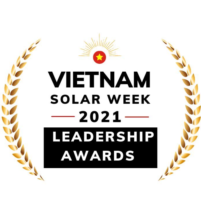 Excellence In Vietnam Solar Industry Honored At Solar Week Awards 2021