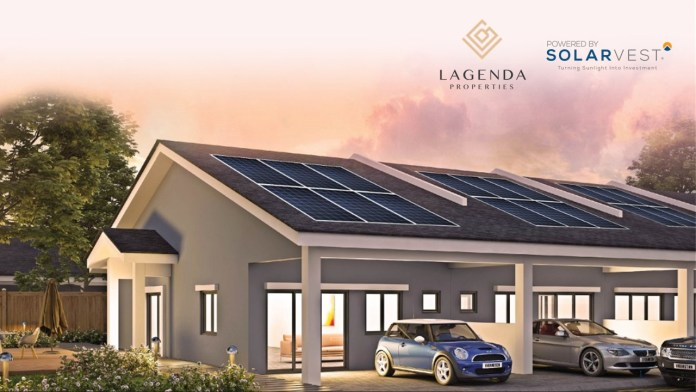 Lagenda Properties And Solarvest Collaboration For Building A Sustainable Town In Malaysia