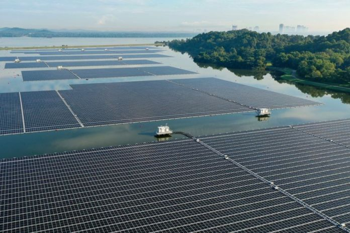 BHEL Commissions India's Largest Floating Solar PV Plant