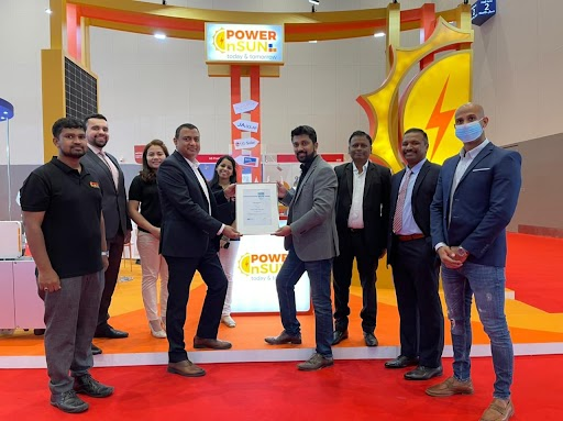 Power n Sun Bags The TOP PV Supplier Seal From EUPD Research