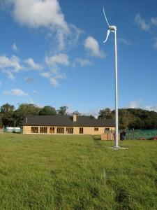 Skystream Wind Generator