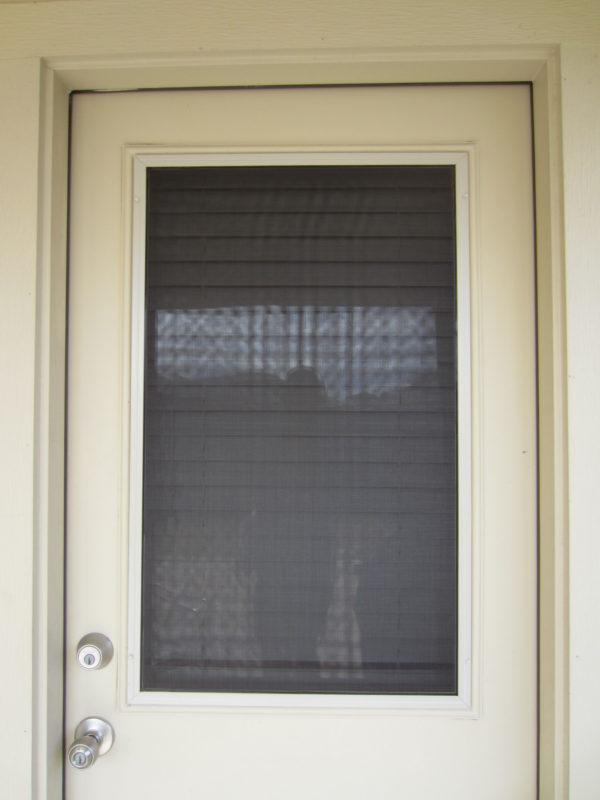 swing doors solar screen patio doors