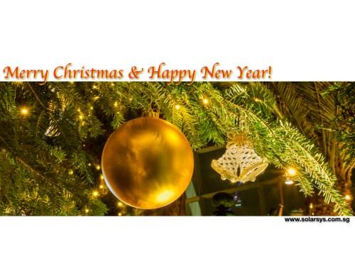 Merry Christmas - Solarsys