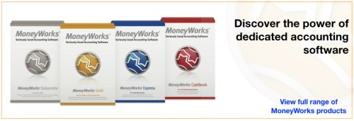 MoneyWorks accounting