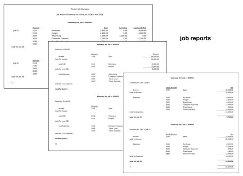 Job Reports