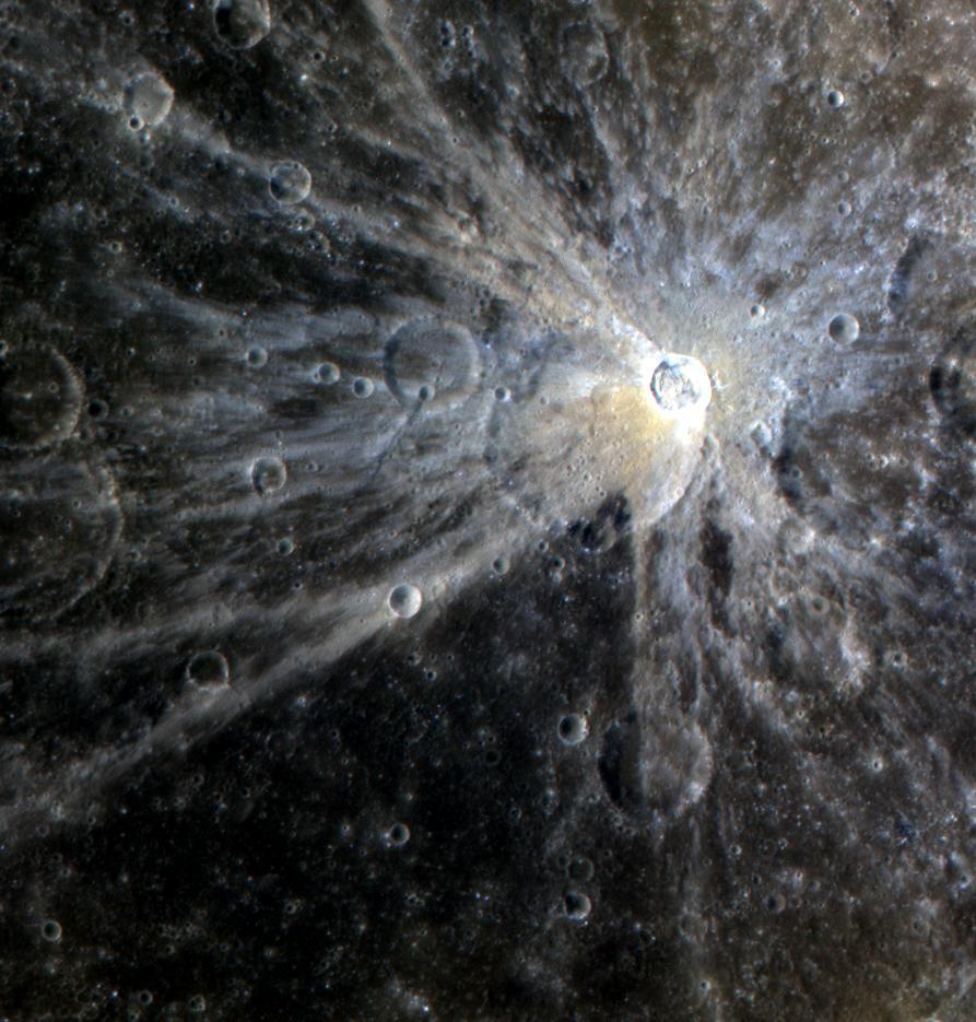 Mercury at Perihelion.
