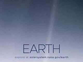 voyager 1 s pale blue dot nasa solar