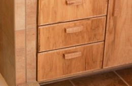 Custom Vanities and Tile